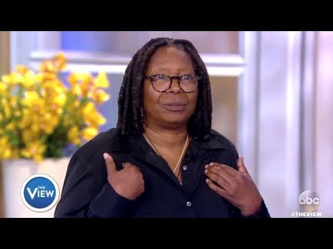 Whoopi: Sexually Harased Women Keeped Taking The Pay Out - The View