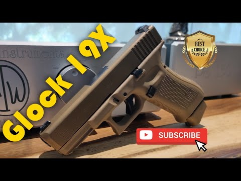 Glock 19X En Español