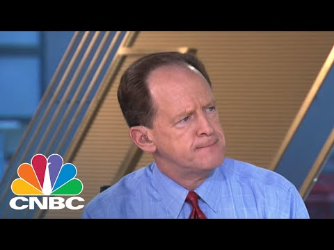 Sen. Pat Toomey: Trump Doesn't Have Authority To Exit NAFTA   CNBC