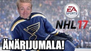 ÄNÄRIJUMALA! | NHL 17