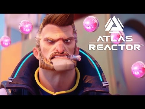 Atlas Reactor - ''The Case'' Cinematic Trailer