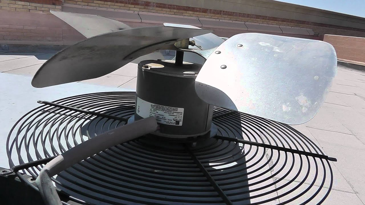 Tips and tricks on how to changewire a condenser fan