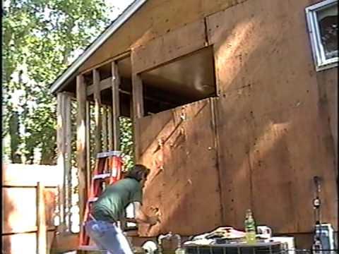 DIY 58 - Removing old sheathing