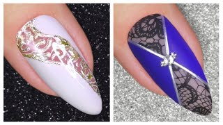 Nail Art Designs 2020 | New Nails Art and Nail Hacks