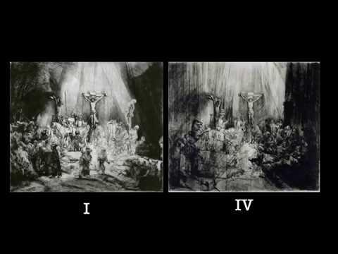 Rembrandt's Three Crosses: Art History. Technology. Imagination.