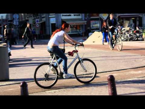 Bikes In Holland - TravelMovies