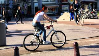 Bikes in Holland - TravelMovies
