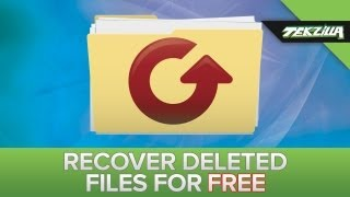 Recover Lost Files In Windows For Free!