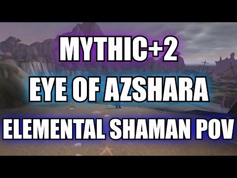 Mythic+2 EoA Guild Group - Elemental Shaman POV
