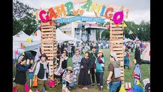 Camp De Amigo 2018露營音樂祭