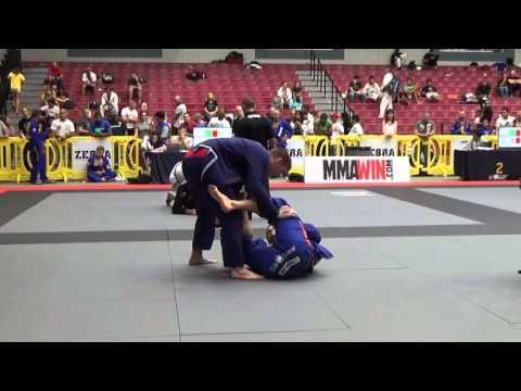 Dallas Open 2015 - Keenan Cornelius x Arnaldo Maidana