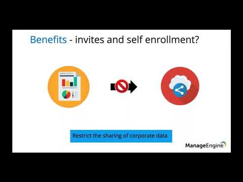 Mobile Device Manager Plus Free Training  Device Enrollment and Provisioning
