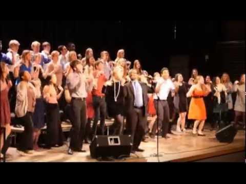 Freedom - Gospel Choir of St. Olaf