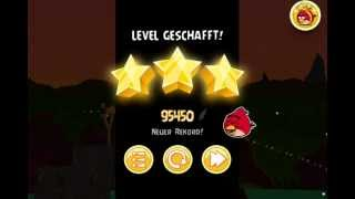Angry Birds - Surf and Turf - Level 29 - 3 Stars