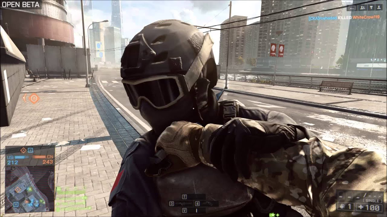 how to get knives in battlefield 4