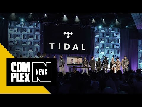 TIDAL Responds to Claim Company Is Faking Beyoncé & Kanye Numbers