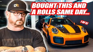 @SHMEE150 MADE ME DO IT... BUYING A RARE 1 OF 5 PORSCHE GT2RS & ROLLS ROYCE SAME DAY! (OVER $700K)