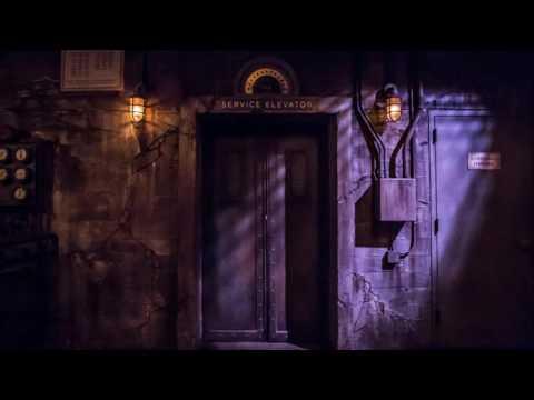Disney's Twilight Zone Tower of Terror - 1 Hour Lobby Music Loop!