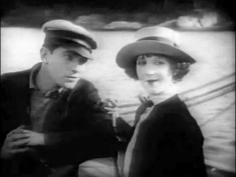 """""""The Seventh Day"""" (1922) director Henry King with Richard Barthelmess"""