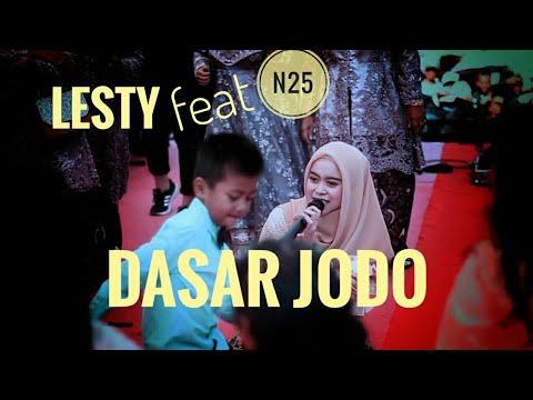 Download Lesty feat N25 # DASAR JODO Mp4 baru