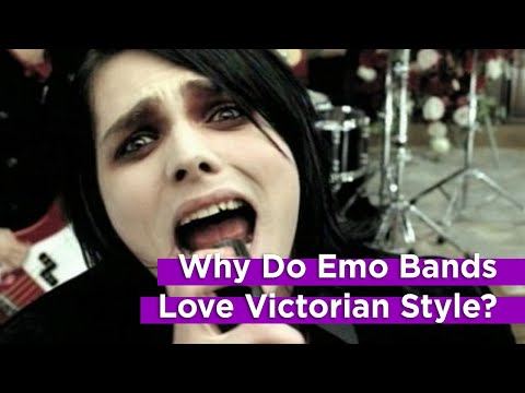 Why Emo Bands Loved Victorian Style | Racked