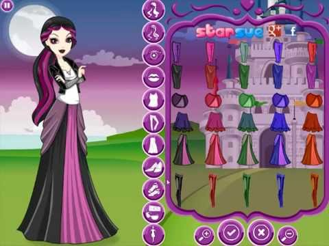 EVER AFTER HIGH GAMES - Play online free at Gombis.com