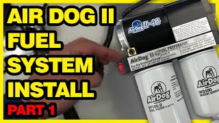 AirDog Installation - Video 1 of 2