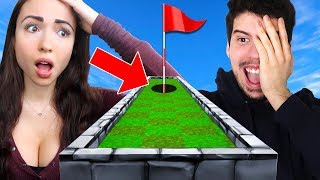HE HATES THIS GAME!! - Boyfriend vs Girlfriend Challenge
