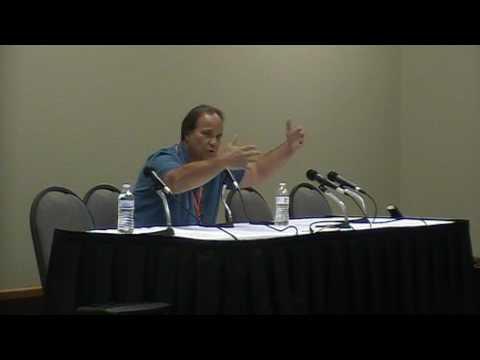 Tony Oliver Q&A Panel - Glass City Con 7