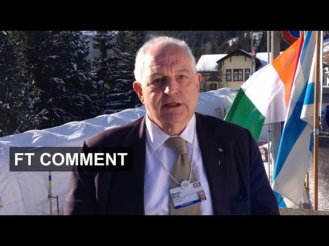 Davos - Martin Wolf on corporate governance | FT Comment