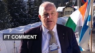 Davos — Martin Wolf on corporate governance