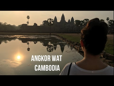 Angkor Wat, Cambodia | MUST SEE in Siem Reap