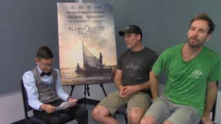 """Tyler Nilson And Michael Schwartz Of """"The Peanut Butter Falcon"""""""