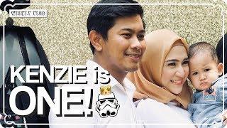 WEEKLY VLOG #47 | Kenzie is ONE! (Chandra Tauphan & Nina Zatulini)