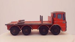 MATCHBOX Restoration No 10d Pipe Truck 1966