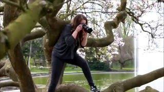 Magnolienbaum Shooting 16.04.2016