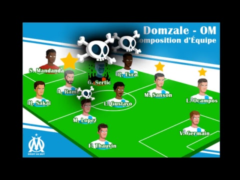 On Mouille Le Micro ! 12/08/2017 Domzale 1-1 OM