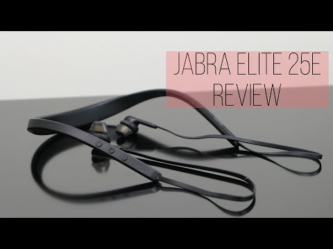 Jabra Elite 25e Review