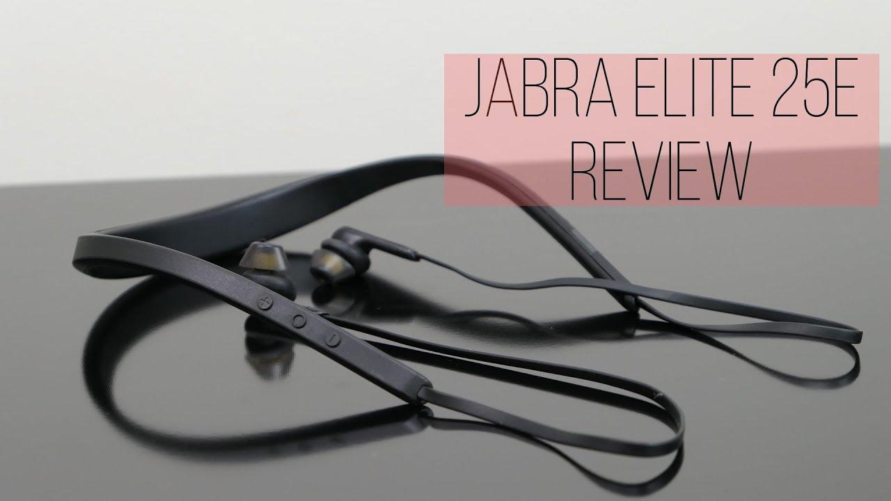 Jabra Elite 25e Review Youtube