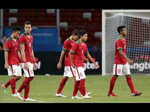 U 23 Vs Singapura Semi-Final Indonesia v...