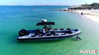 Amphibious fastest boat 700HP - The Beast full video