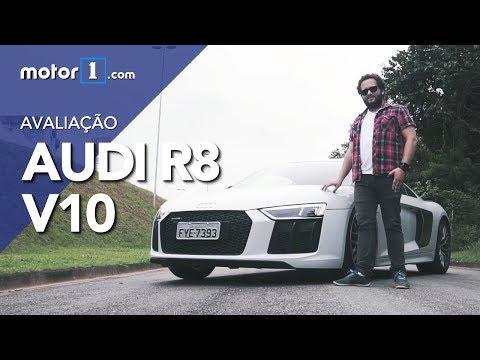 Avaliação Audi R8 V10 Plus | Motor1.com Brasil