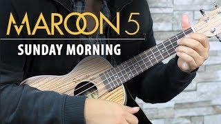 Download Maroon 5 - Sunday Morning UKULELE Tutorial - MUY FÁCIL Mp3