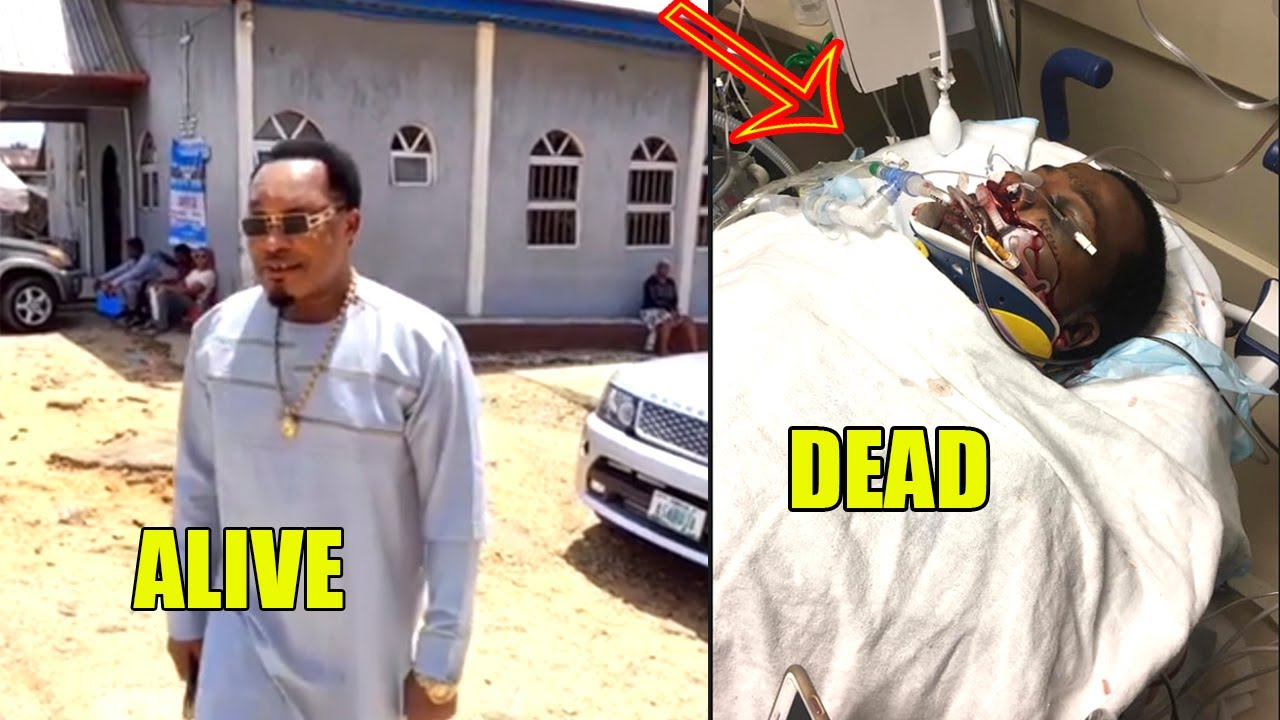 Download SEE  DEAD Nigerian Actor Wakes Up 3 Days After He Died As Every One RUNS