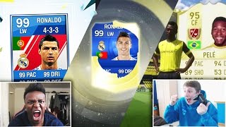 TOP 10 GREATEST PACKS IN FIFA HISTORY!!!