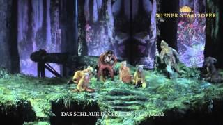 Leoš Janáček: DAS SCHLAUE FÜCHSLEIN (Trailer) | Wiener Staatsoper