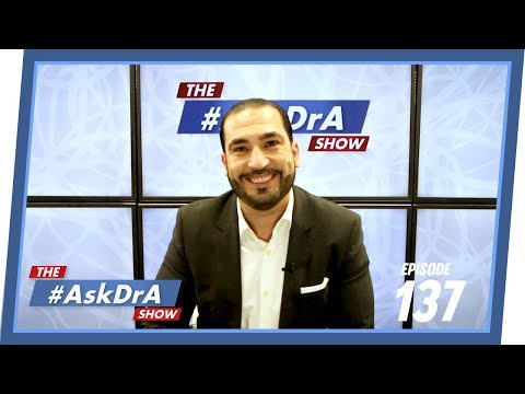 The #AskDrA Show   Episode 137   Stents, Stomach Sizes & Medicine for Pain Management