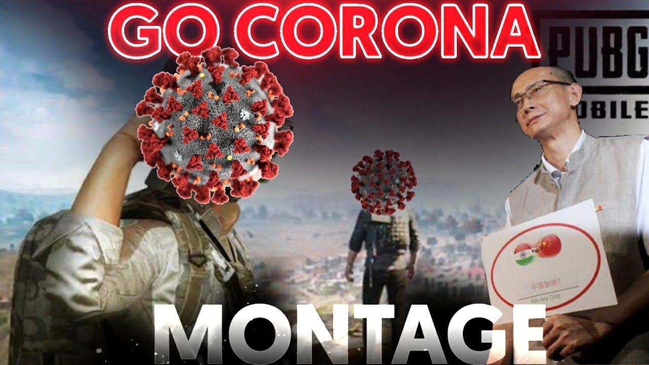 Go Corona GO A Pubg Mobile Montage Janata Curfew