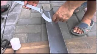 видео водостоки для крыши