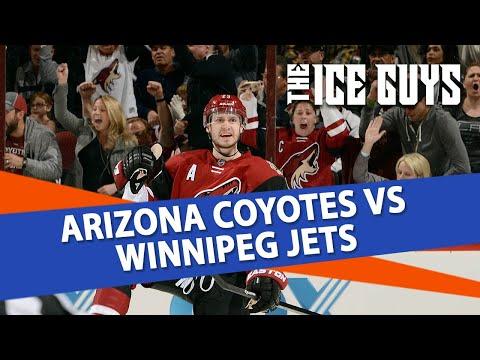 Ice Guys   Arizona Coyotes vs Winnipeg Jets   NHL Expert Betting Advice